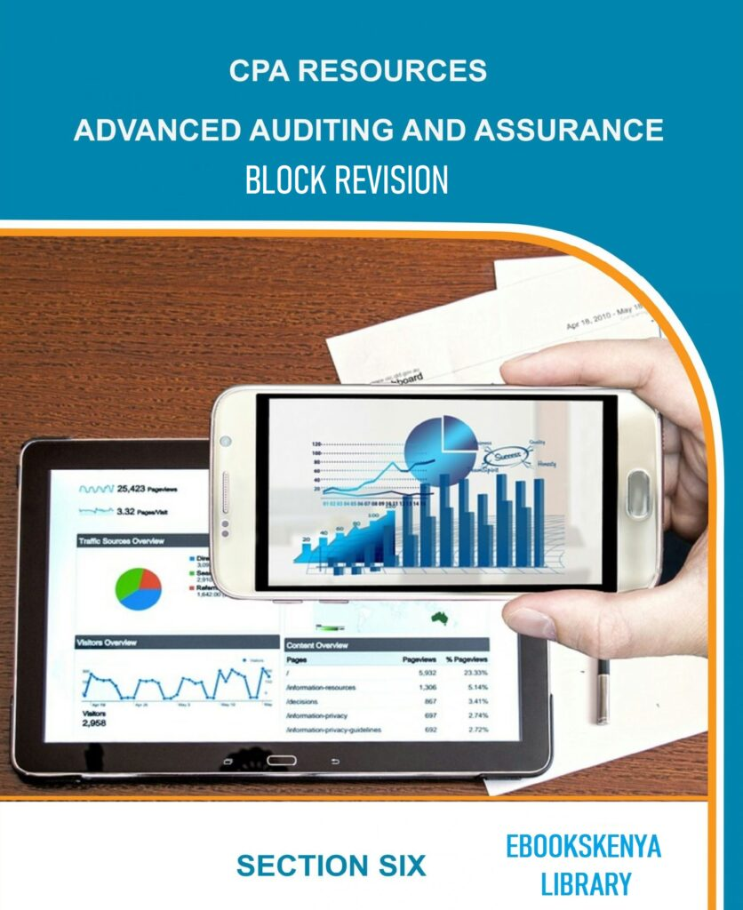 Advanced Auditing and Assurance Block Revision Mock Exams