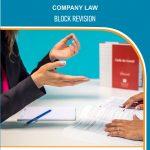 Company Law Block Revision Mock Exams