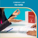 KASNEB CPA-Company-Law-Section-Three-PAST PAPERS
