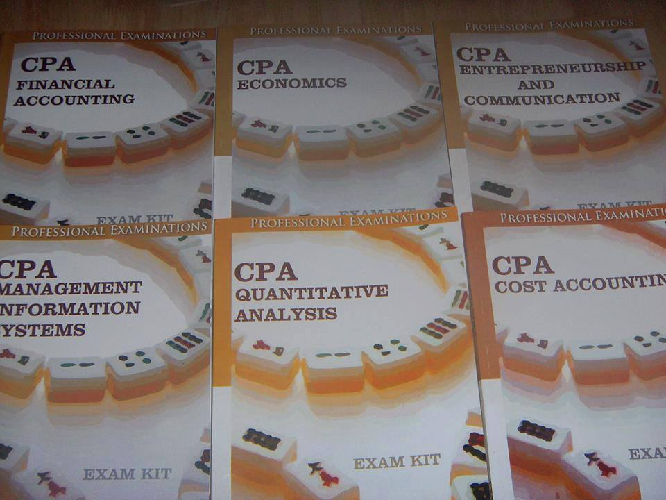 cpa notes and Revision Kits, CPA mock exams, cpa past papers and answers