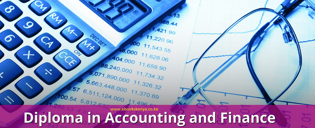 Diploma in Accounting and Finance notes and Past papers