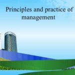 Principles and Practice of Management notes and Revision questions and answers