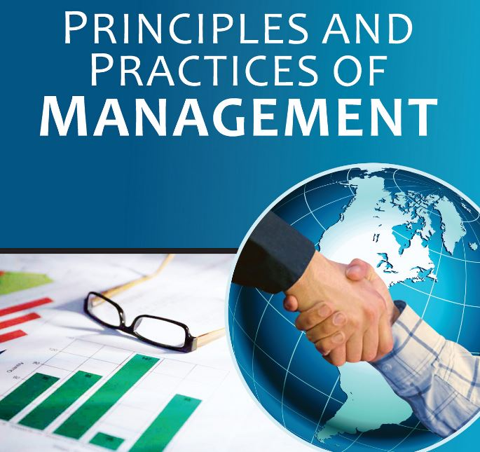 Principles and Practice of Management notes and Revision