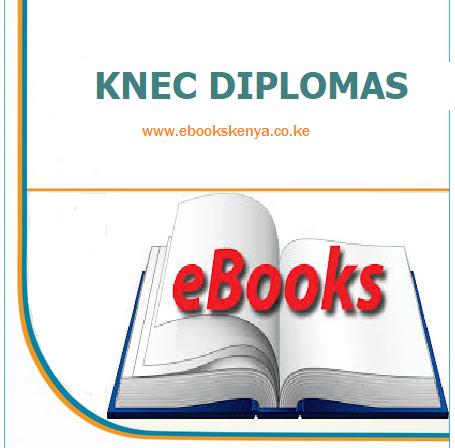 knec diplomas ebooks