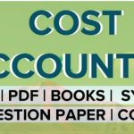 Cost/Management Accounting notes